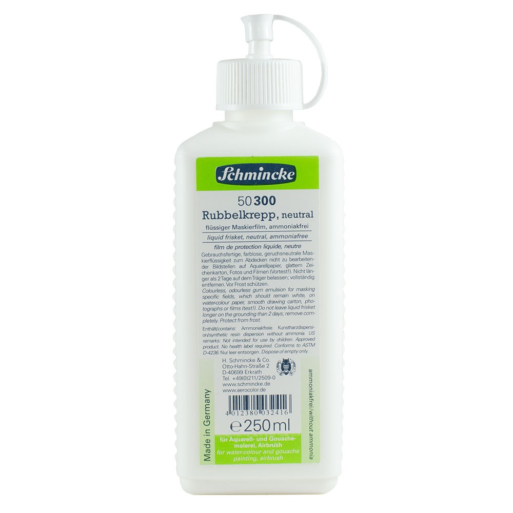 Schmincke : Watercolour Masking Fluid : 250ml