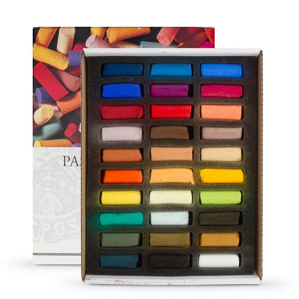 Sennelier : Soft Pastel : Half Stick Set of 30 : Plein Air Assorted