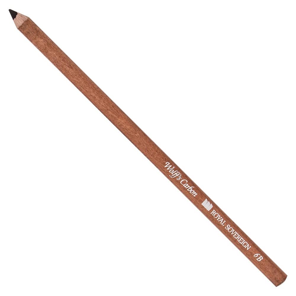 Wolffs : Carbon Pencil : 6B