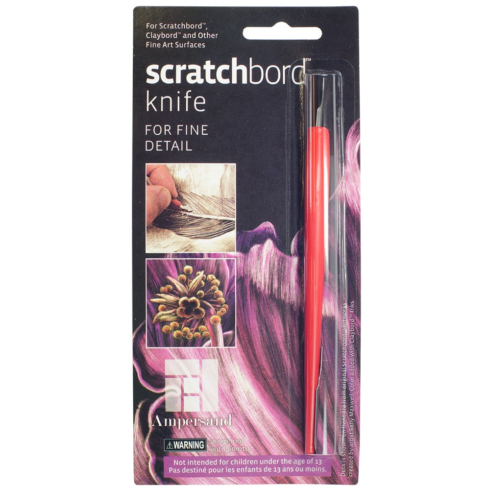 Ampersand : Scratchbord Scratch Knives