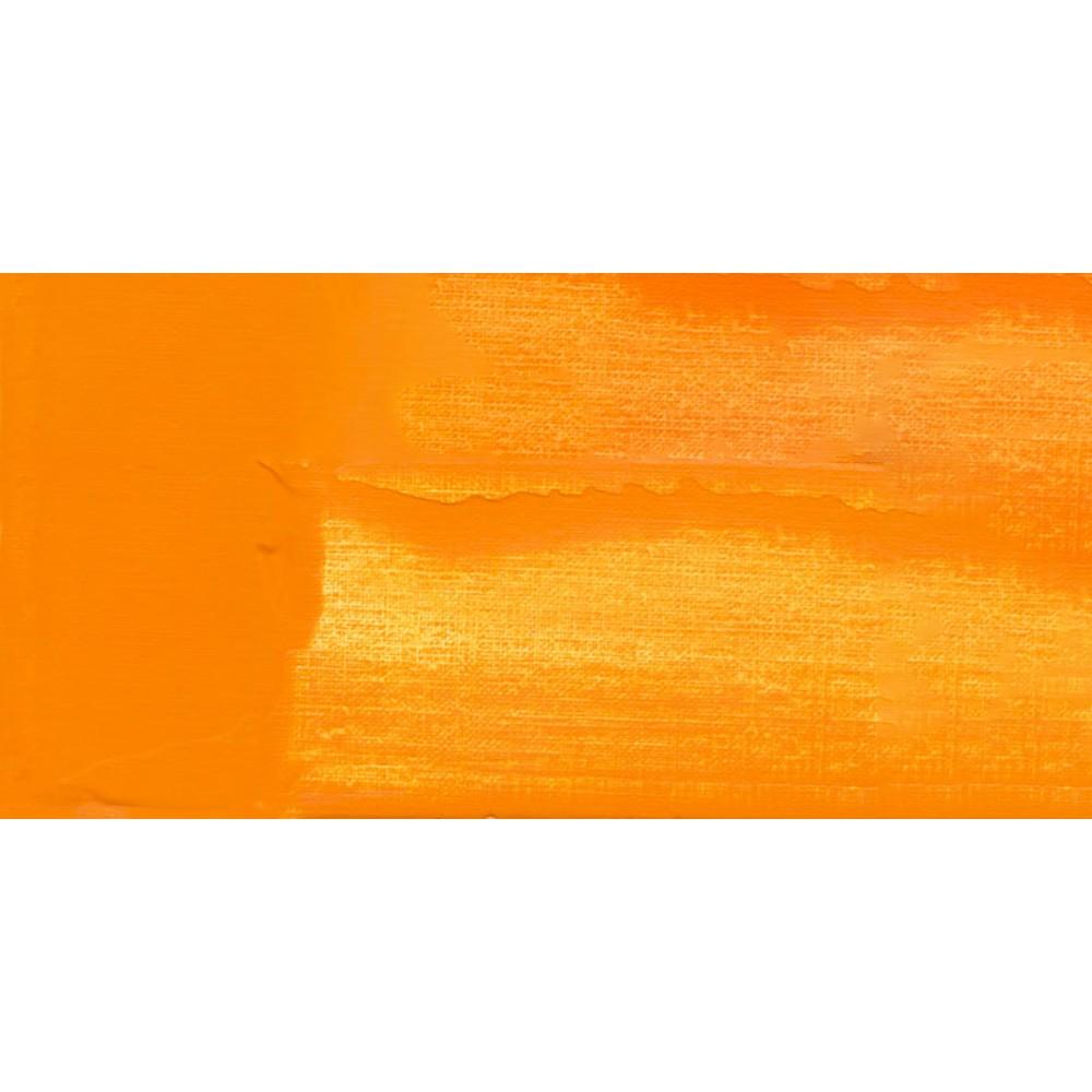 Atelier : Interactive : Artists' Acrylic Paint : 80ml : Arylamide Yellow Deep