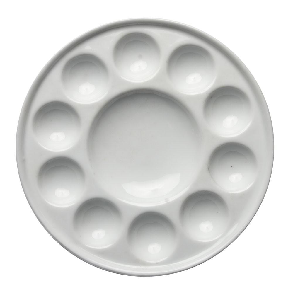 Jackson's : Ceramic Palette : No. 07 7 in. diameter
