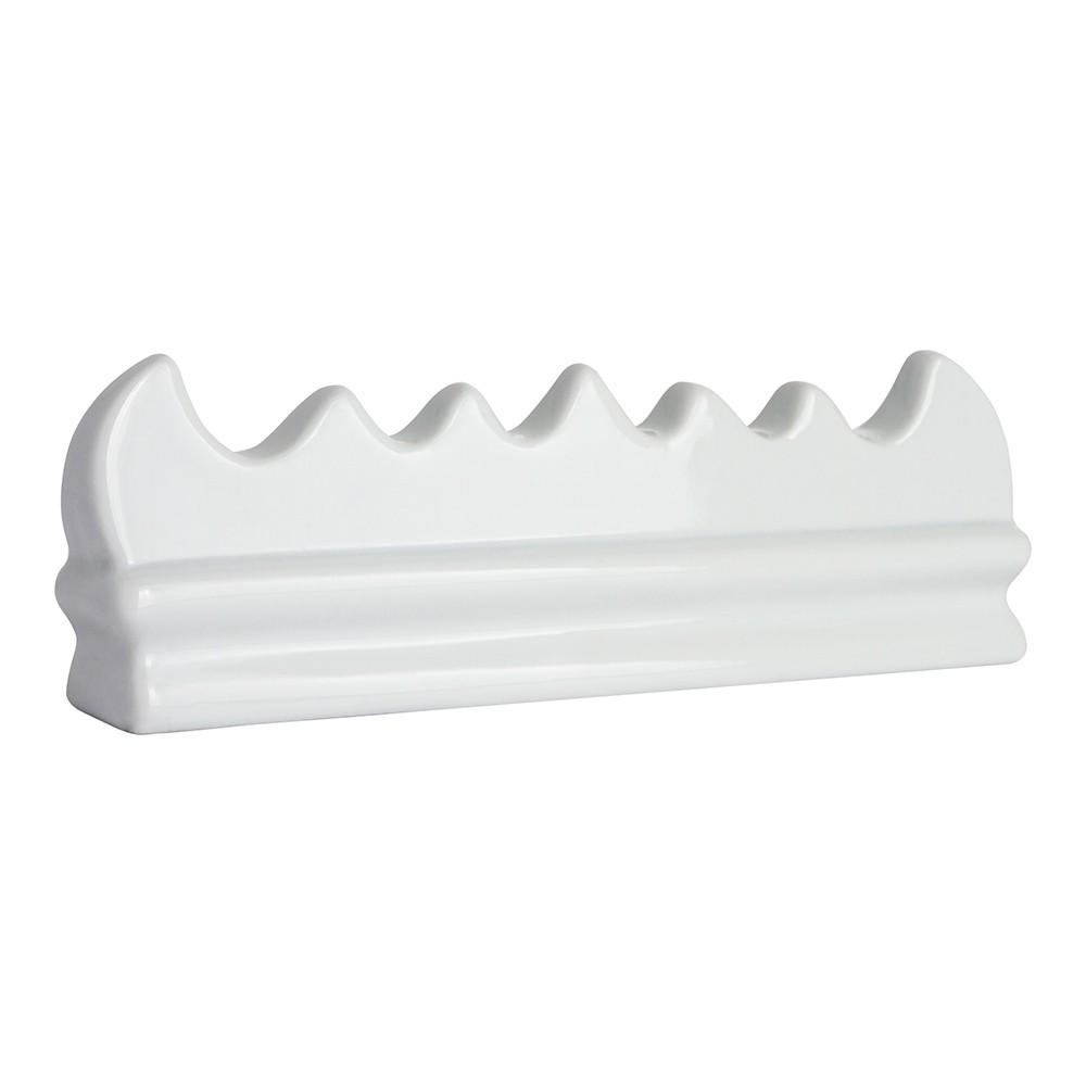 Jackson's : Ceramic Brush Rest : 6 in long