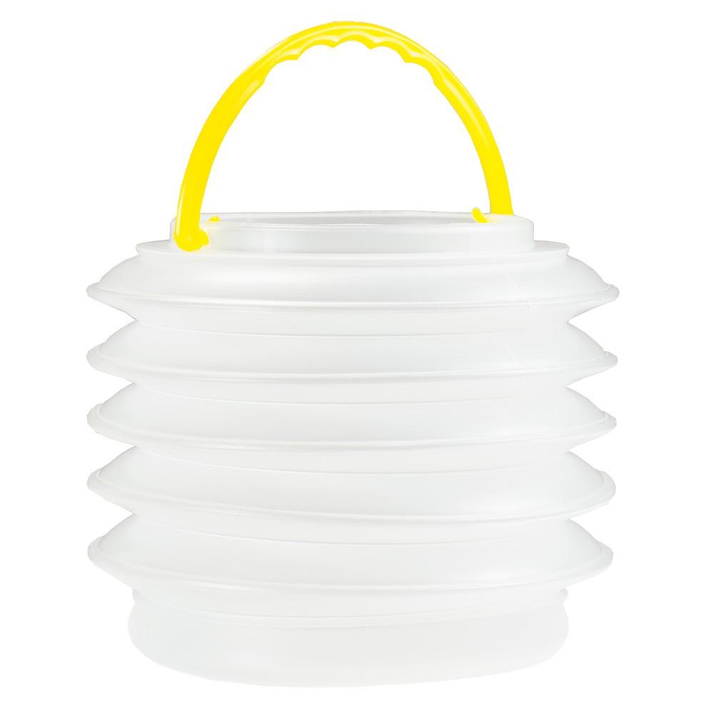 JAS : Collapsible Lantern : Large : 6in diameter : water pot