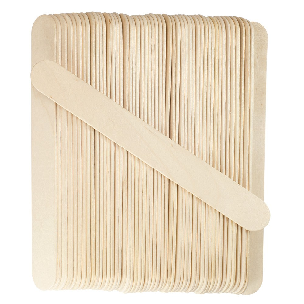 Jackson's : Wooden Paint Stirring Sticks : Pack of 50