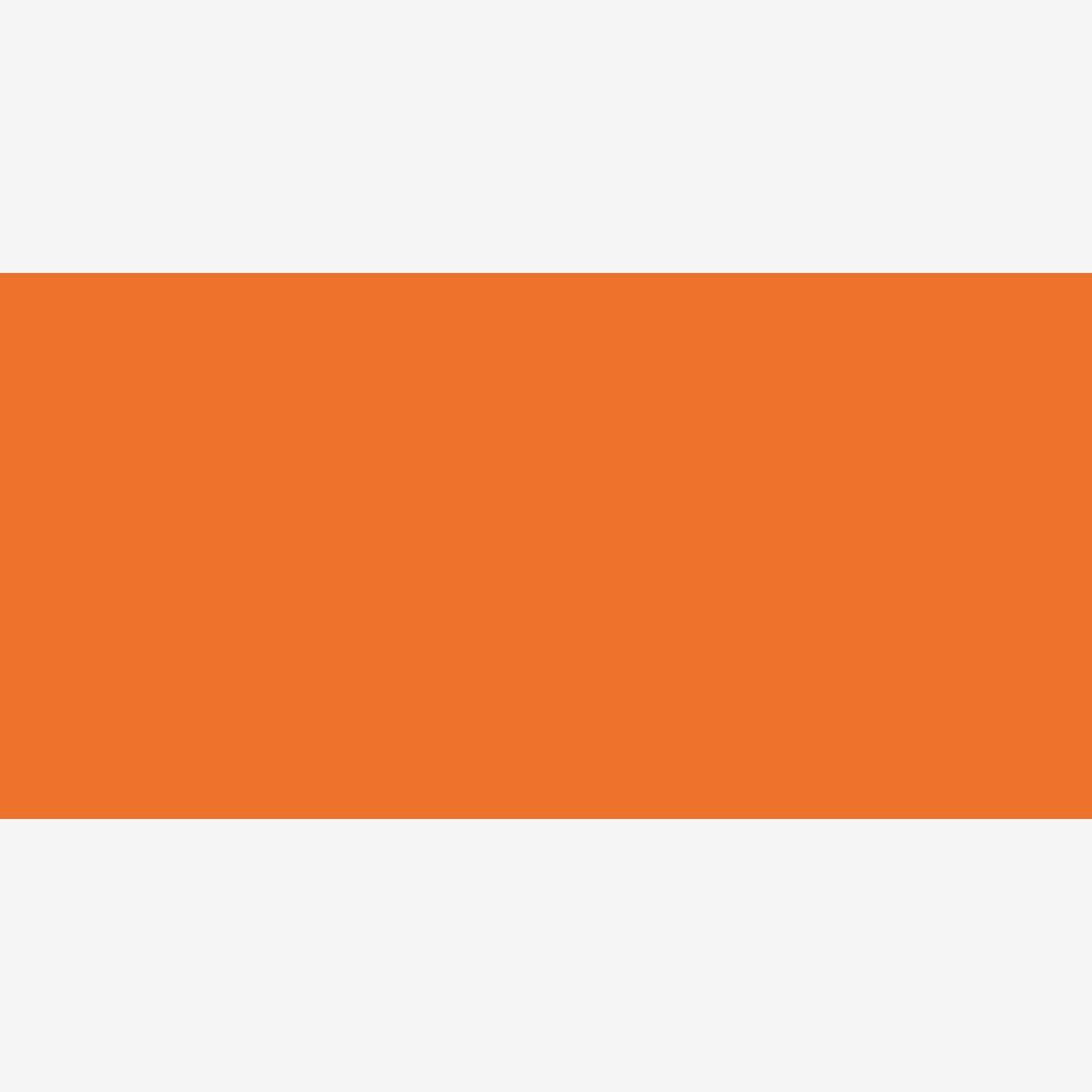 Daler Rowney Cryla Acrylic : 75ml tube Perinone Orange
