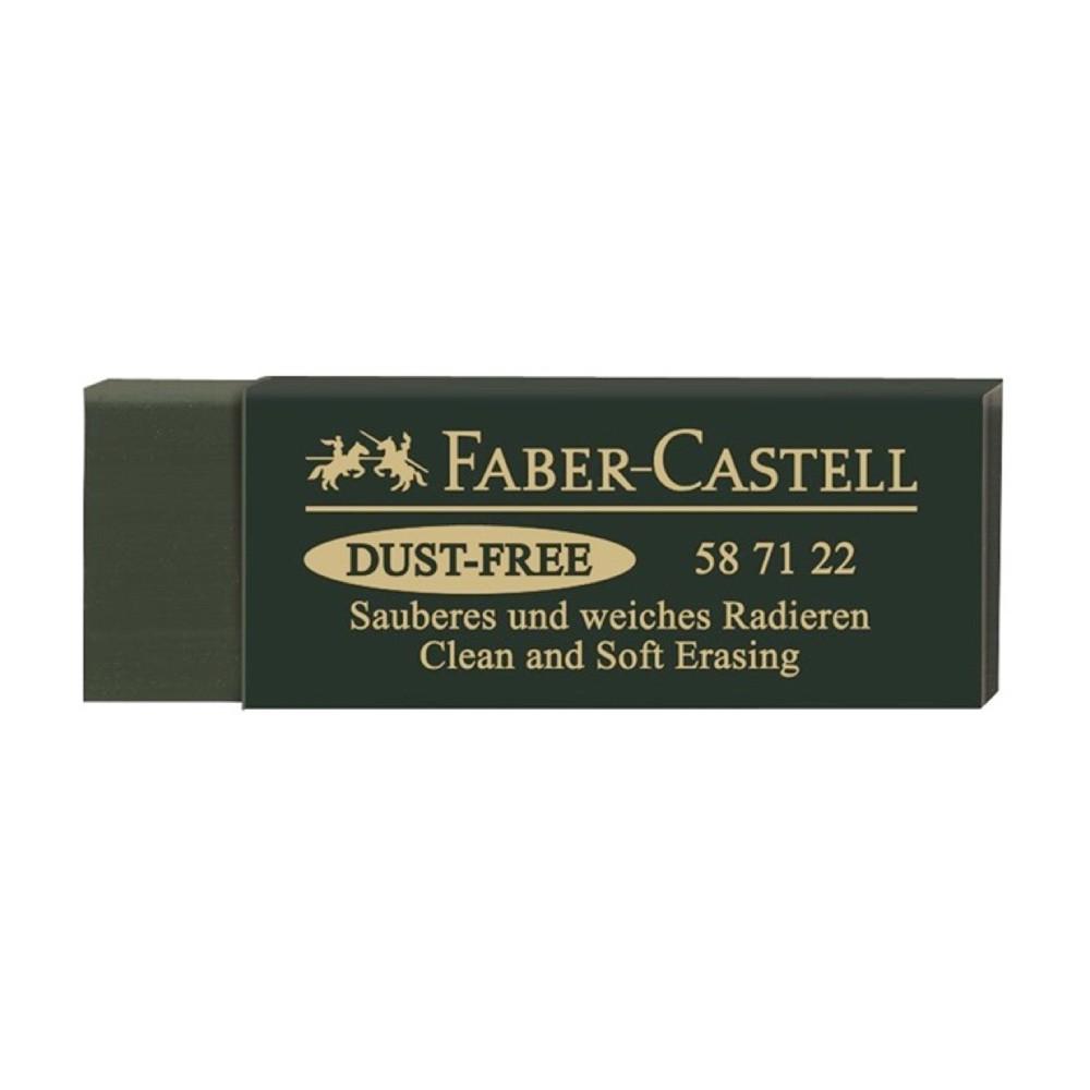 Faber Castell : Green Dust Free Eraser