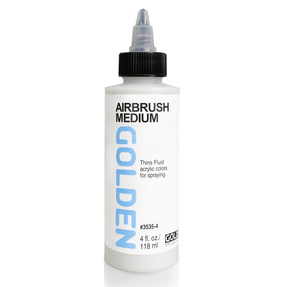 Golden : Airbrush Medium : 119ml
