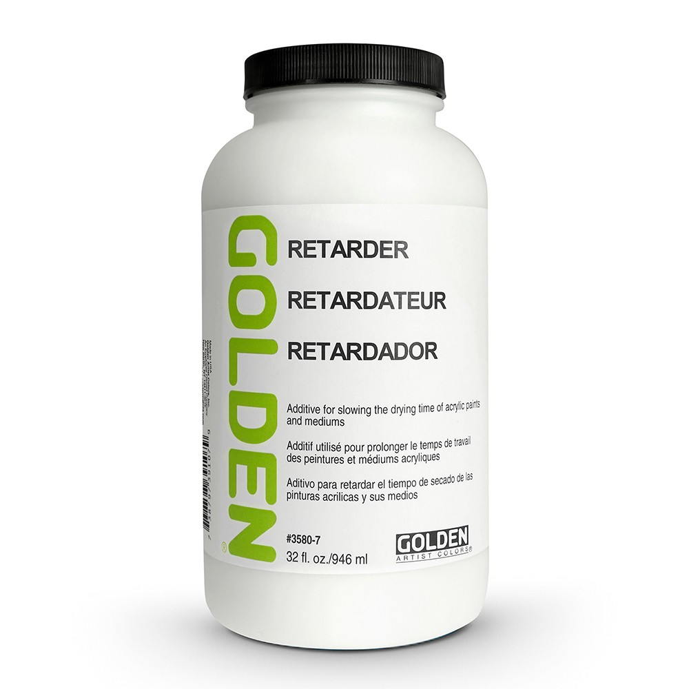 Golden : Retarder : 946ml