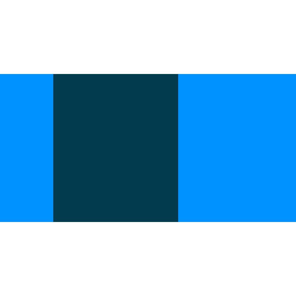 Golden : Heavy Body Acrylic Paint : 946ml : Blue *Fluorescent*