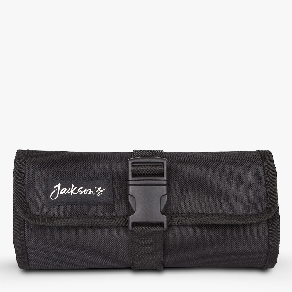 Jackson's : Black Pencil Roll : Holds 27 Pencils