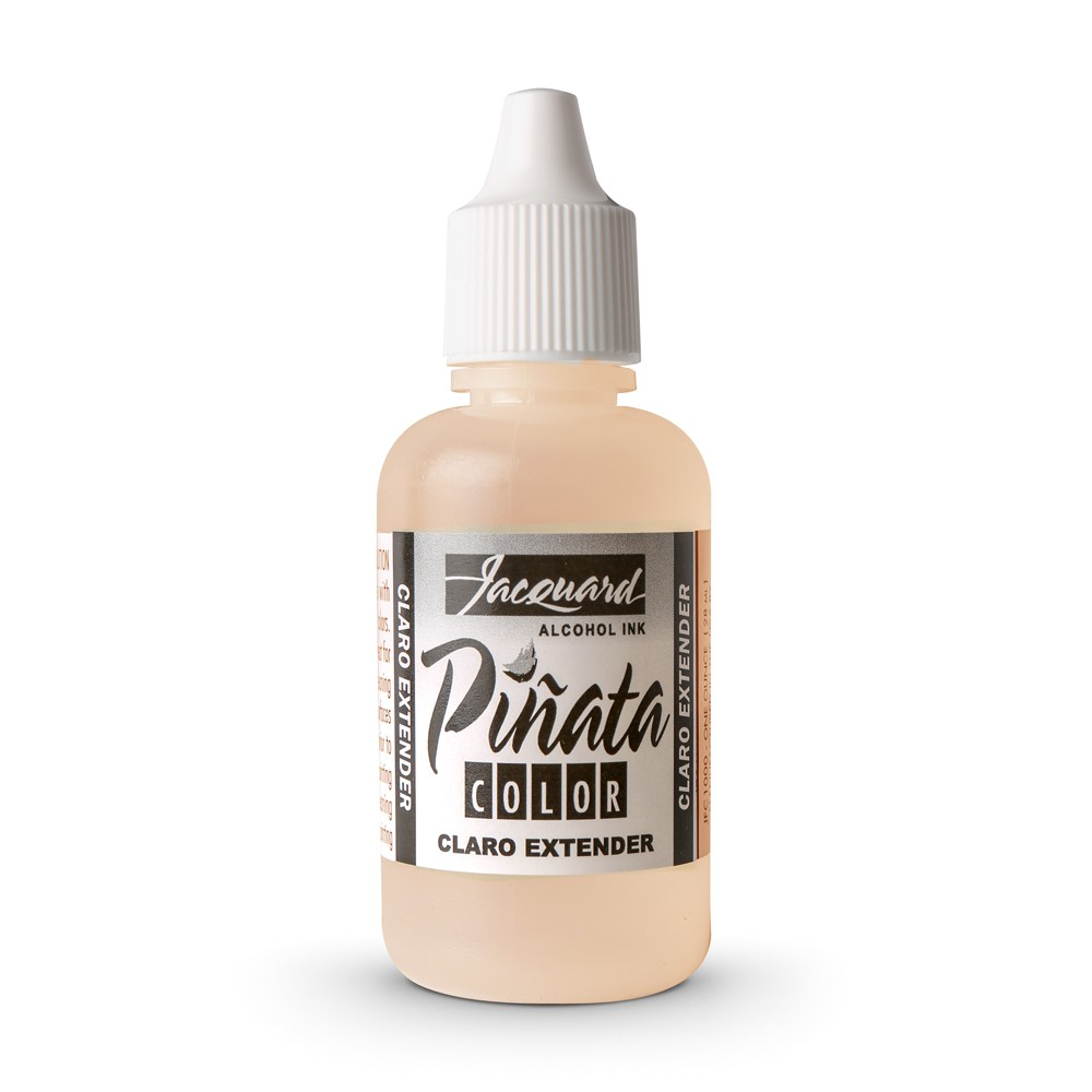 Jacquard : Piñata : Alcohol Ink : 1oz (29ml) : Extender (Claro) 001 : Ship By Road Only