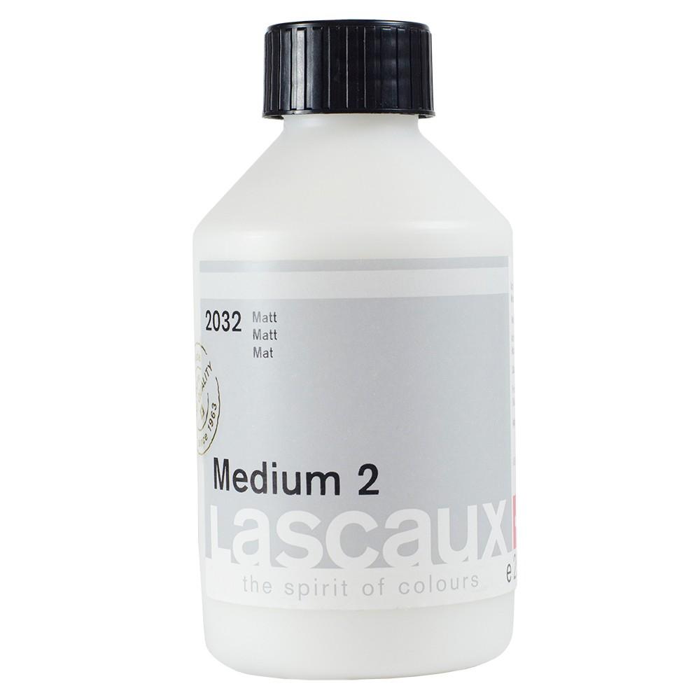Lascaux : Medium 2 : 250ml : Matt