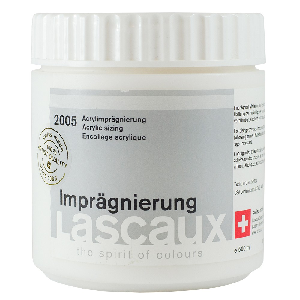 Lascaux : 500ml : Acrylic Sizing