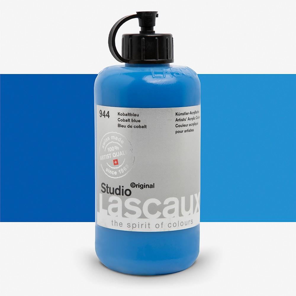 Lascaux : Studio : 250ml : Cobalt Blue