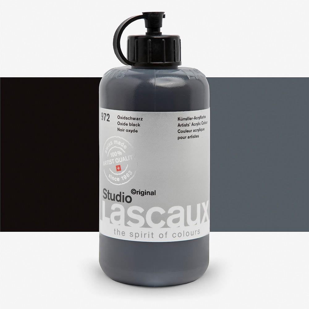 Lascaux : Studio : 250ml : Oxide Black