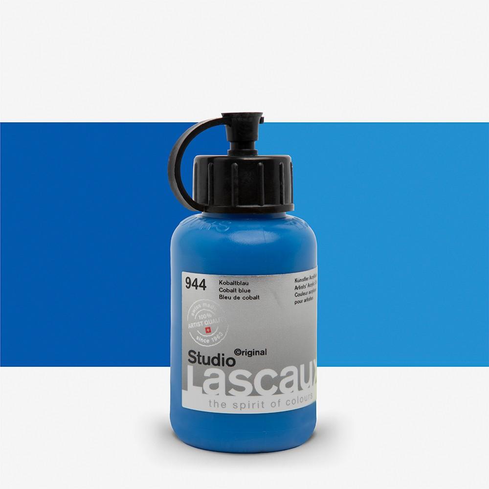Lascaux : Studio : 85ml : Cobalt Blue