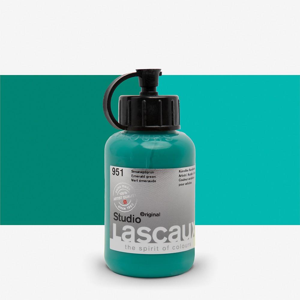 Lascaux : Studio : 85ml : Emerald Green