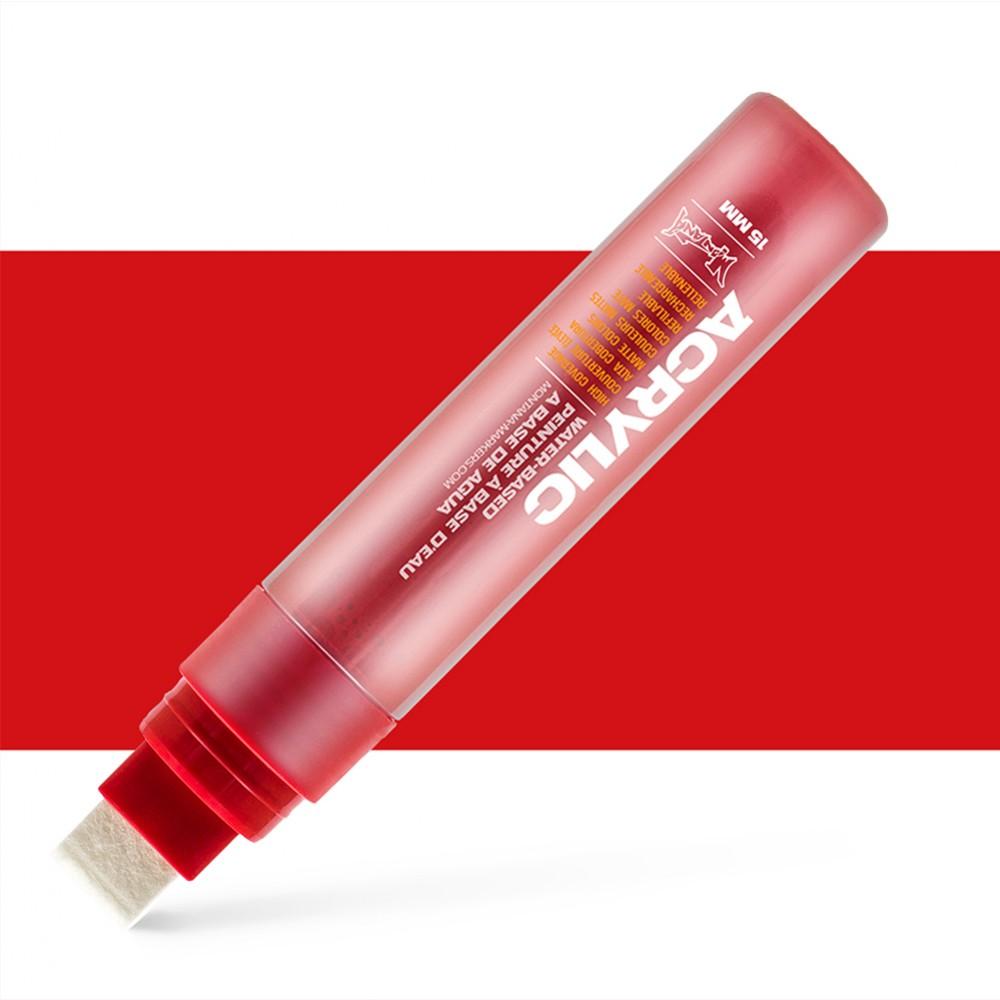 Montana : Acrylic : Marker : 15mm : Shock Red
