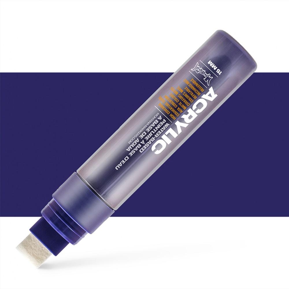 Montana : Acrylic : Marker : 15mm : Shock Lilac