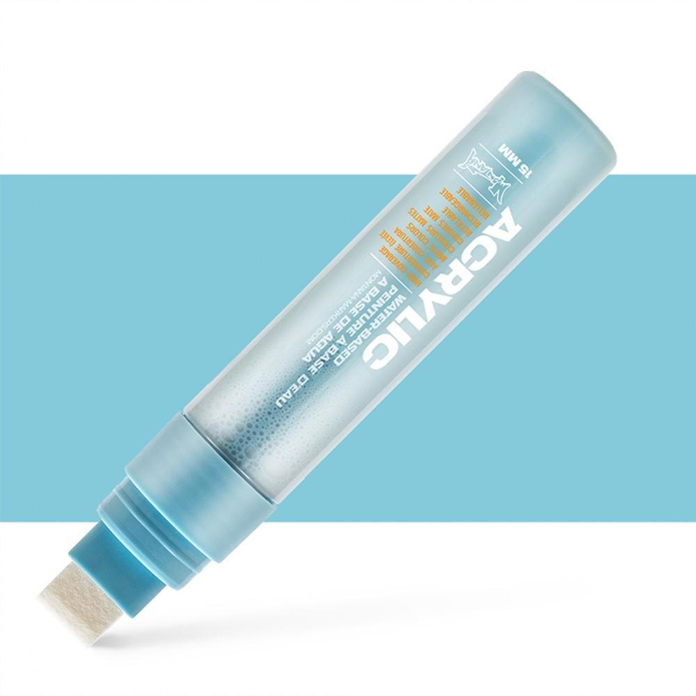 Montana : Acrylic : Marker : 15mm : Shock Blue Light