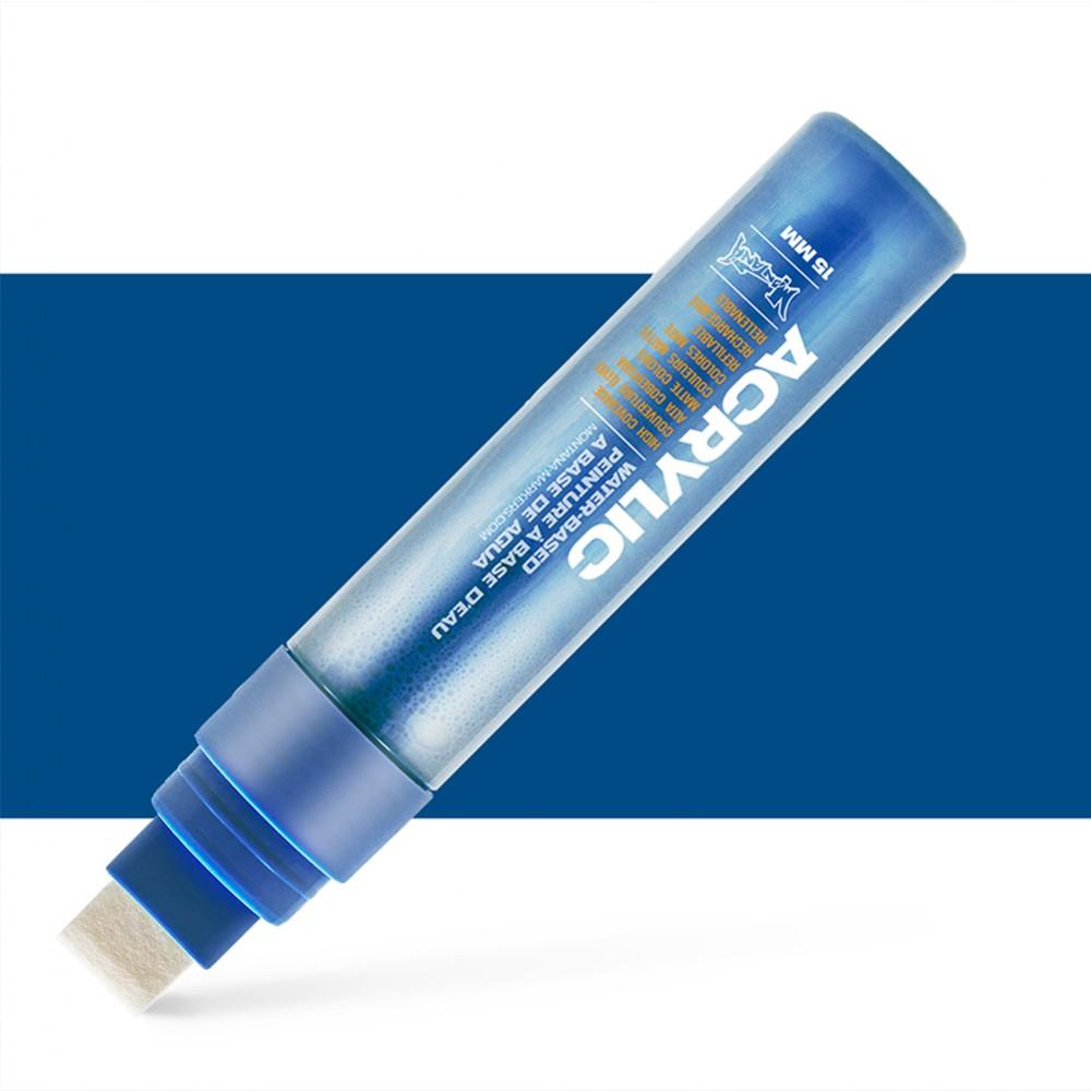 Montana : Acrylic : Marker : 15mm : Shock Blue