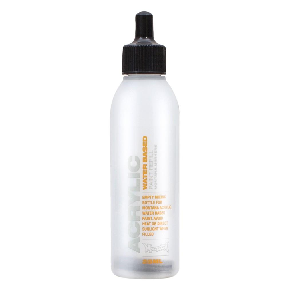Montana : Acrylic : Empty Marker : Refill Bottle : 25ml