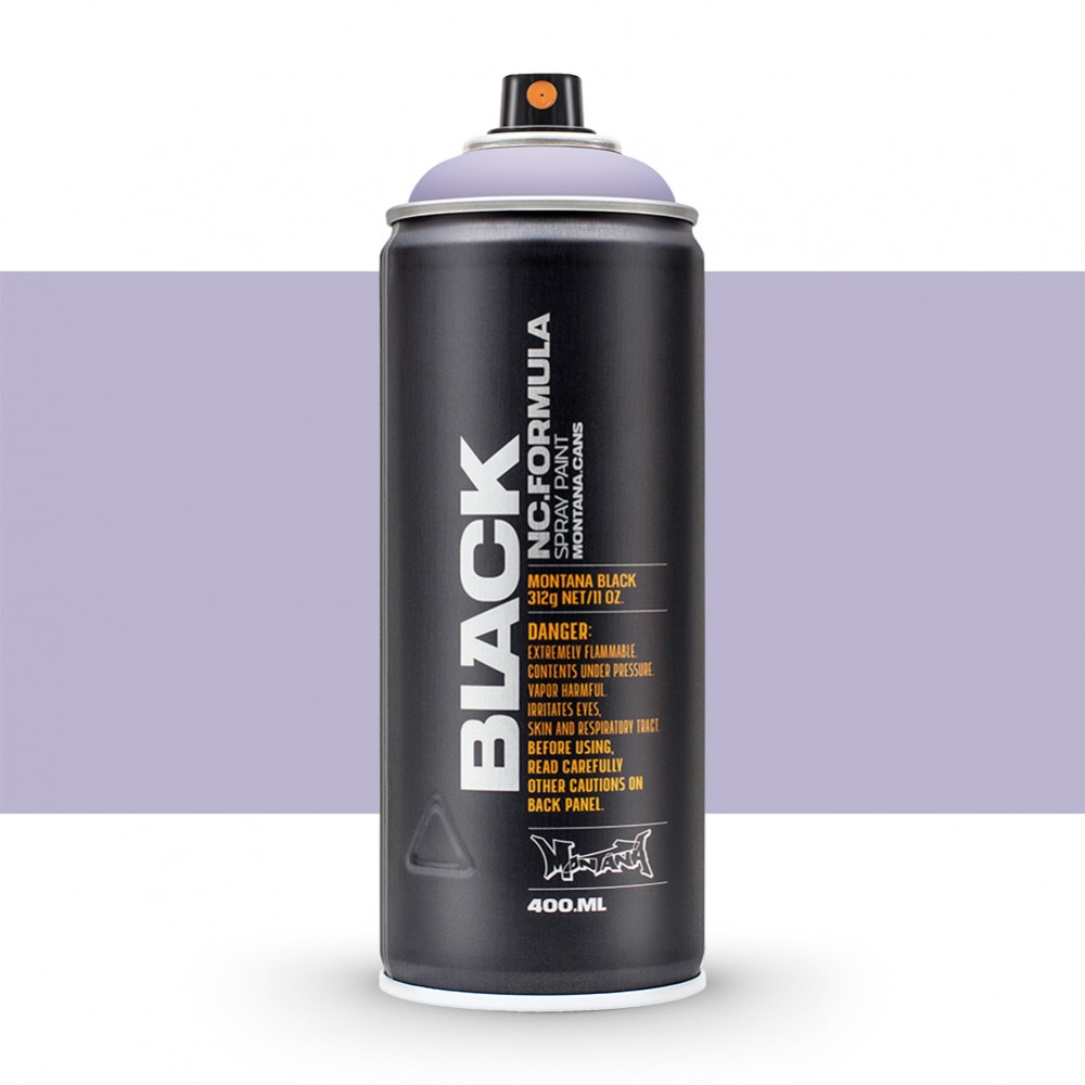 Montana : Black : 400ml : Lavender (By Road Parcel Only)
