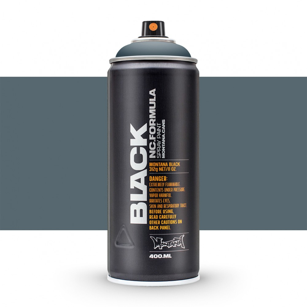 Montana : Black : 400ml : Space (By Road Parcel Only)