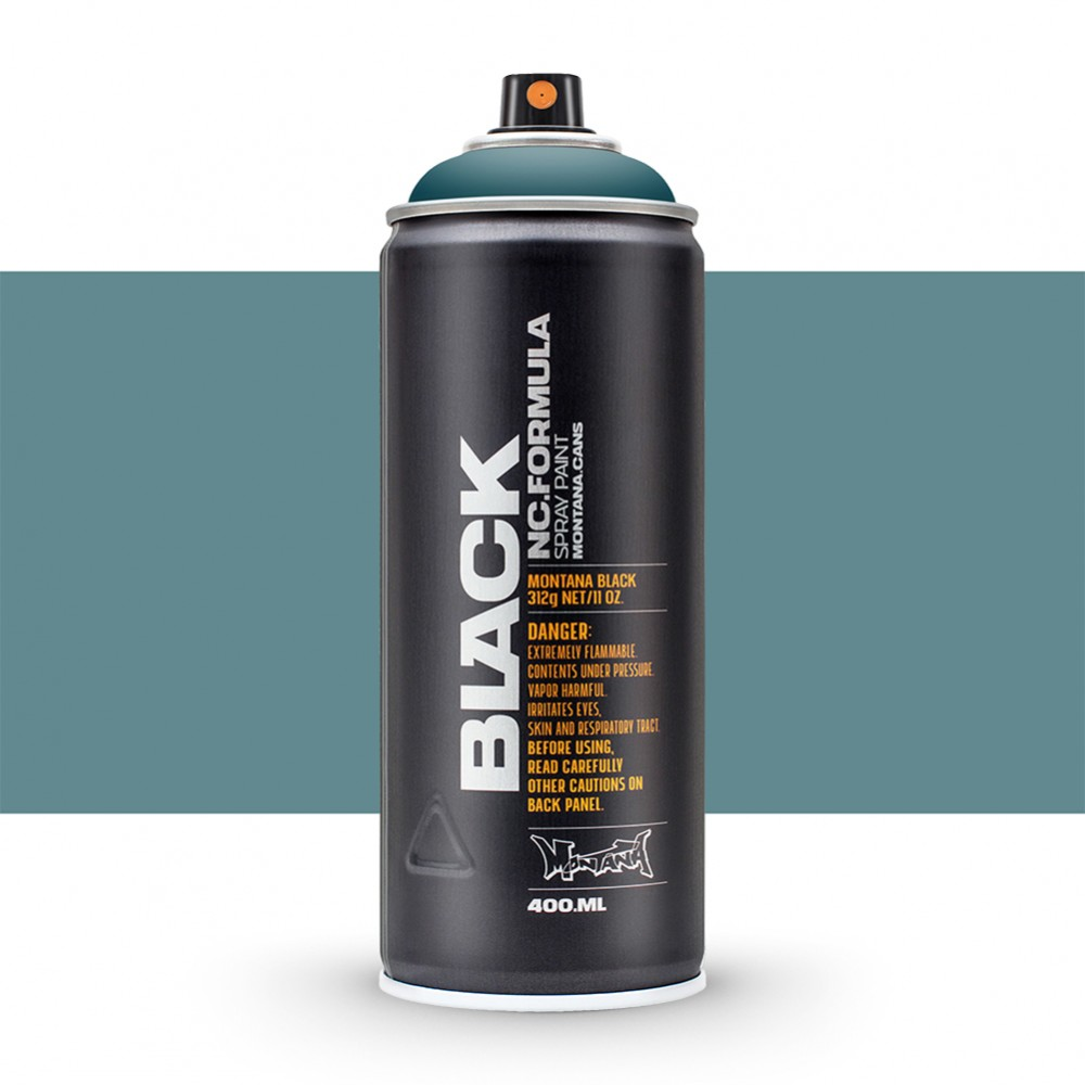 Montana : Black : 400ml : Neptune (By Road Parcel Only)