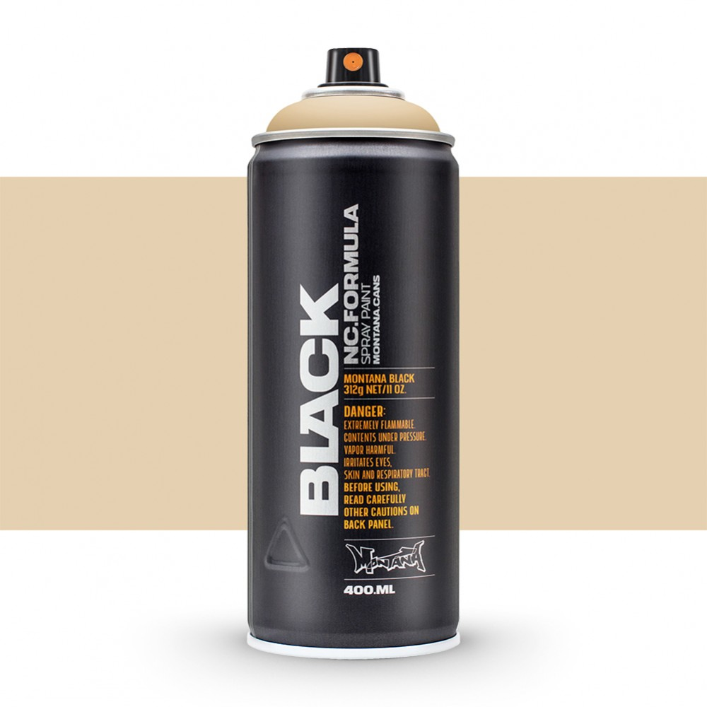 Montana : Black : 400ml : Beige (By Road Parcel Only)