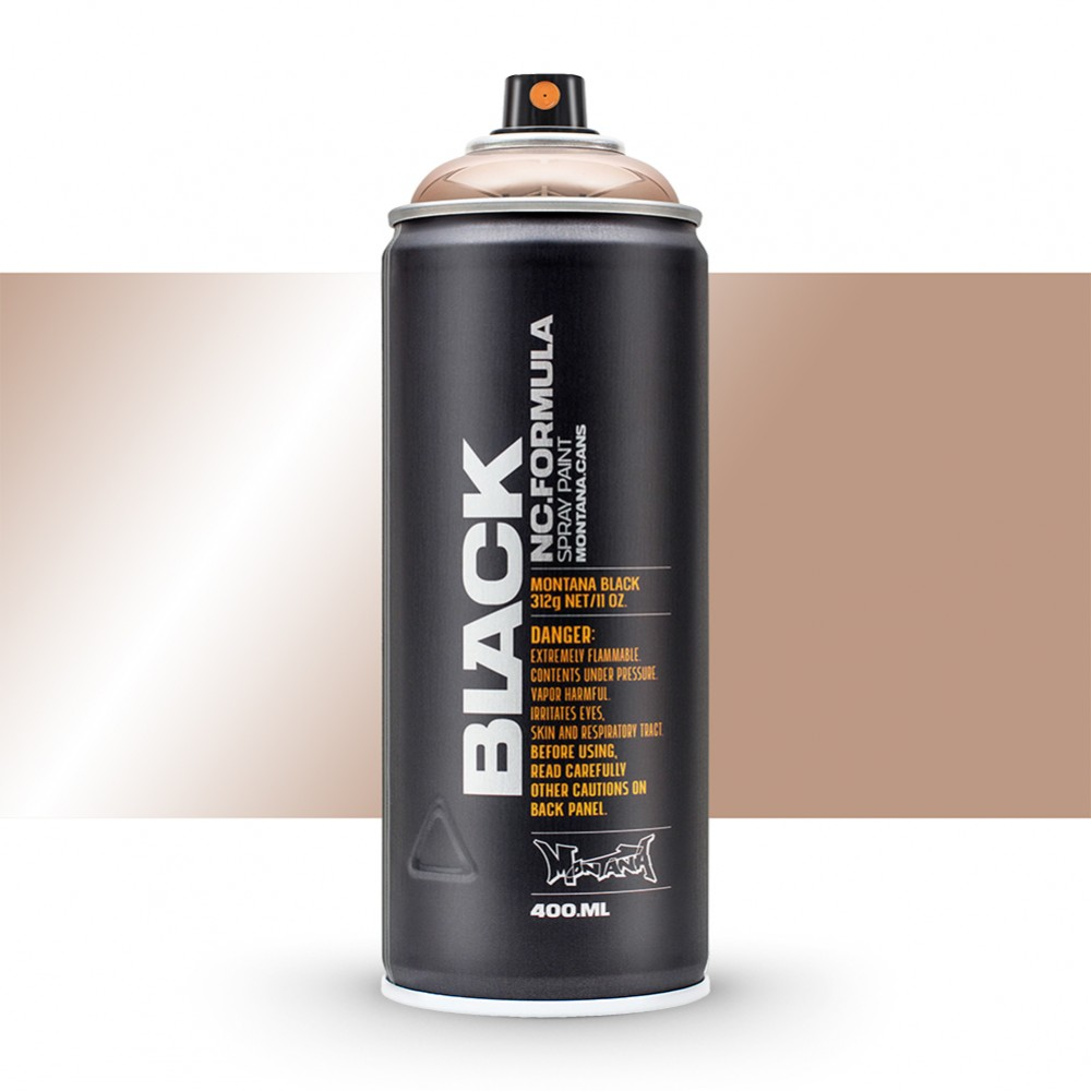 Montana : Black : 400ml : Copper : By Road Parcel Only