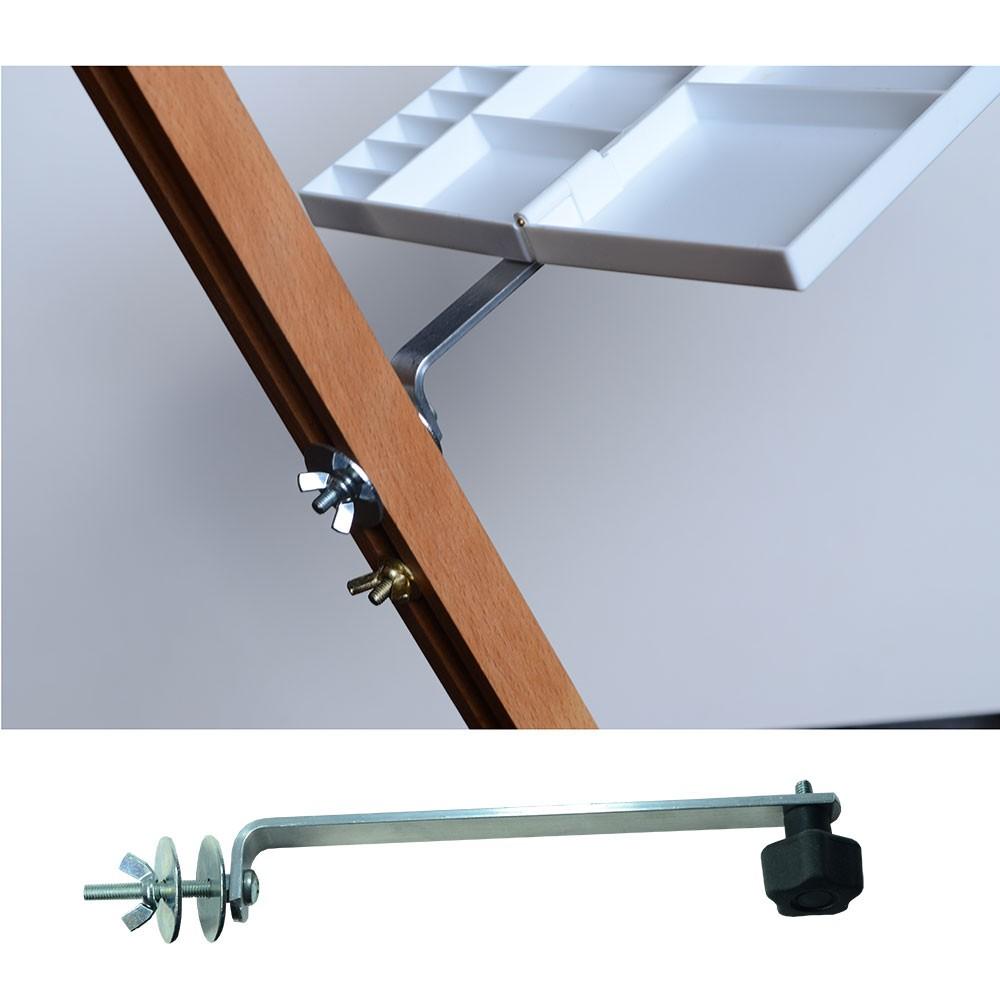Liz Deakin : Palette with Easel Attachment : 24x20cm Open 24x10cm Closed