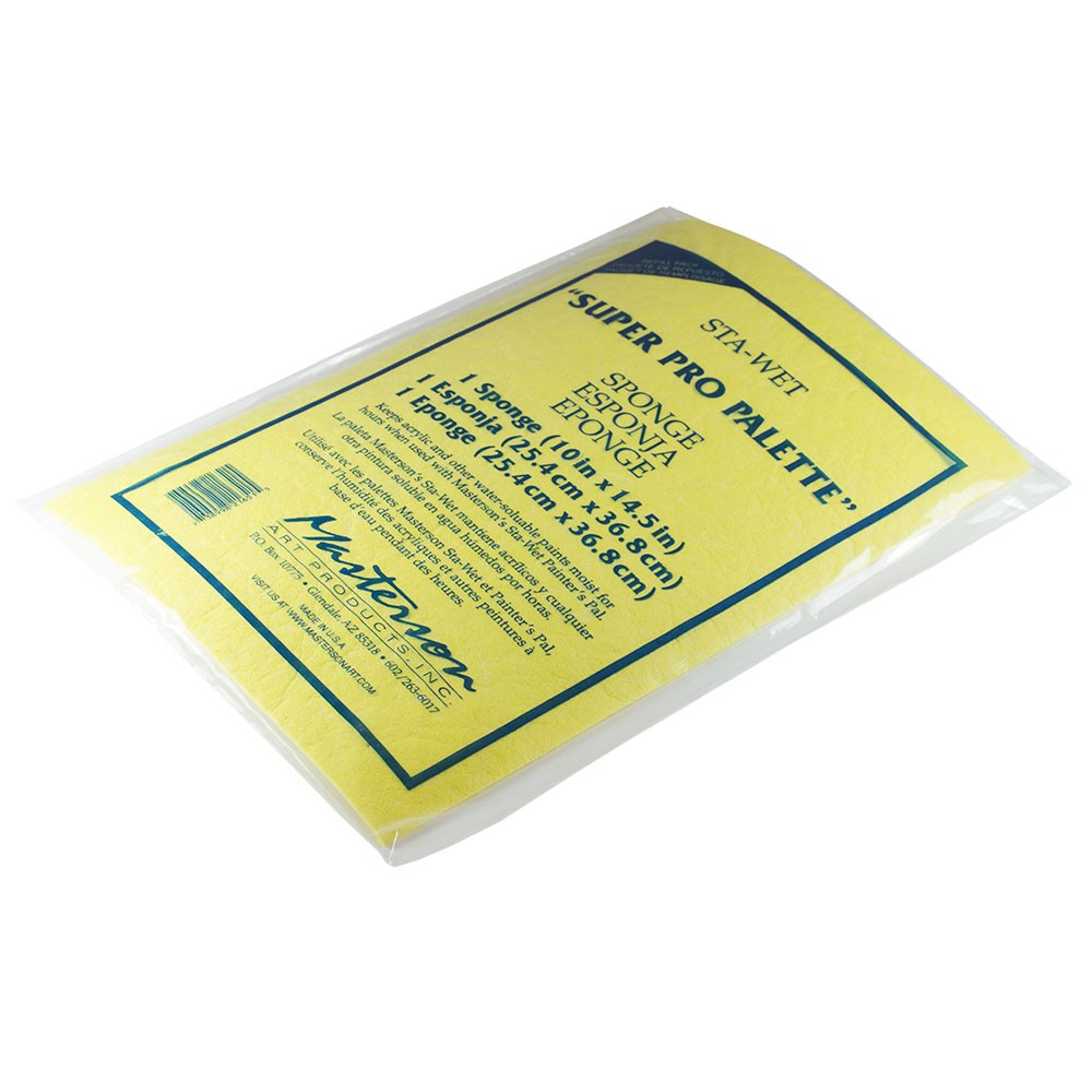 Masterson : Super Pro Sponge Refill for Stay Sta-Wet Palette