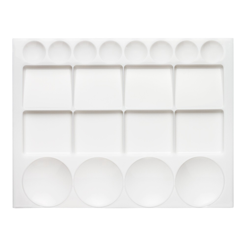 JAS : Plastic Palette : Large Rectangle 13 x 10 in.