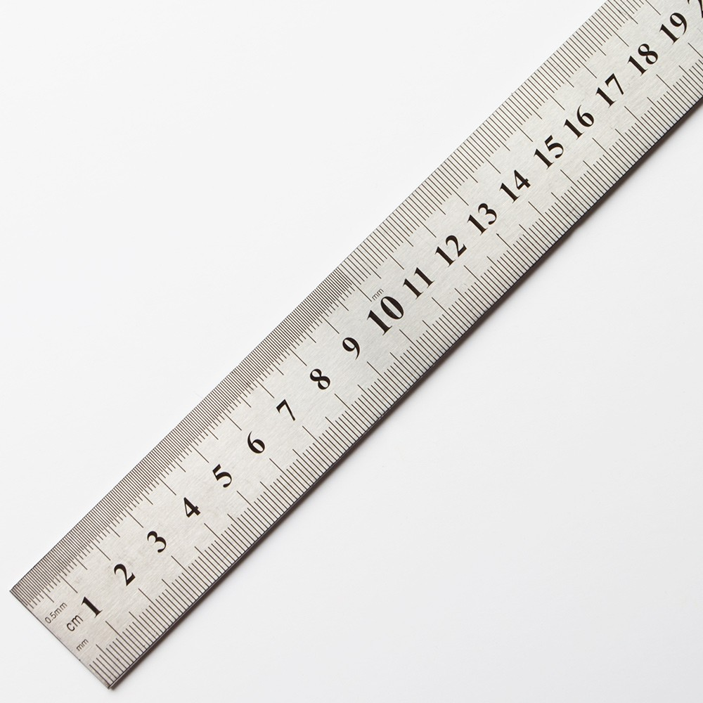 Handover : Ruler : Steel Ruler : 100 cm (40in)
