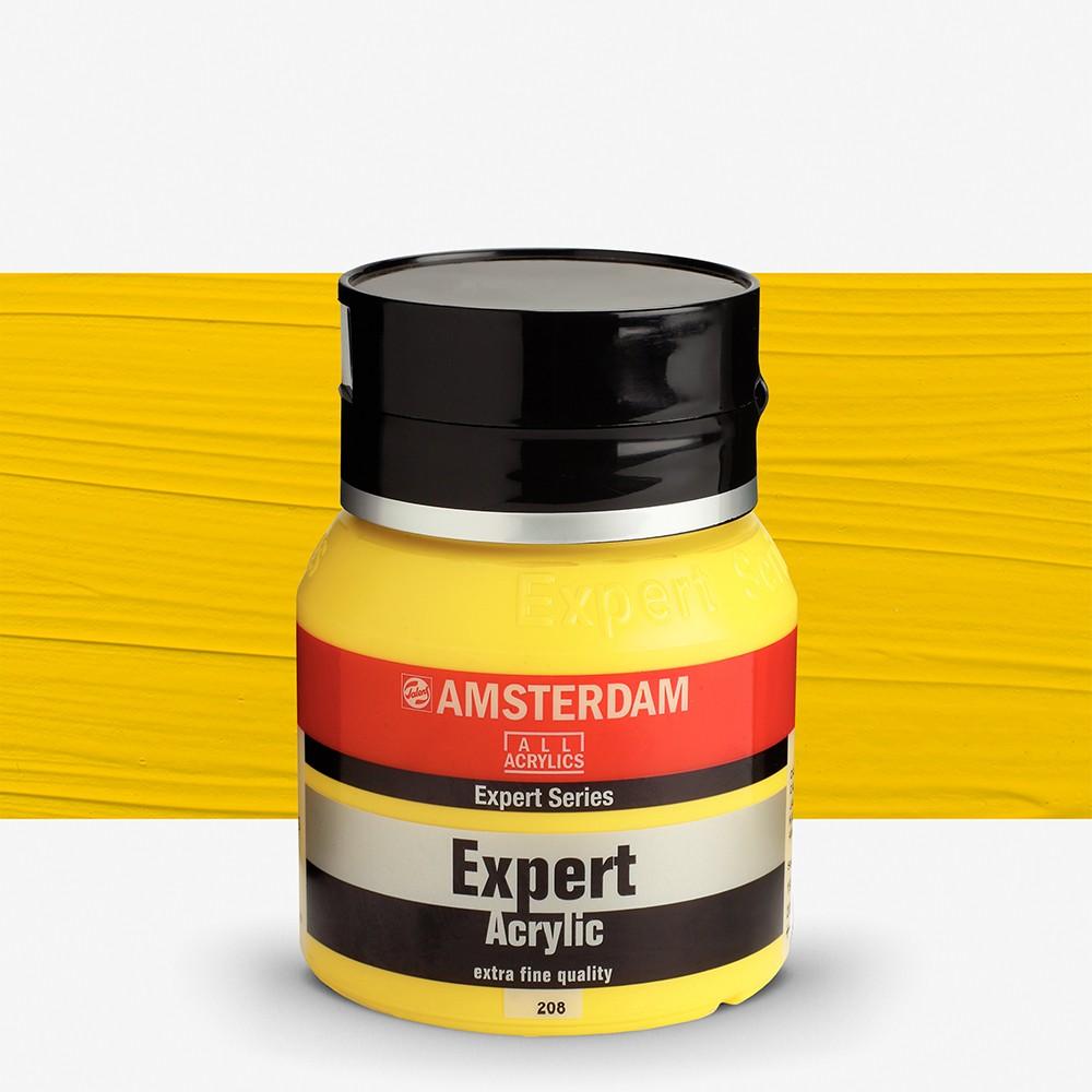 Talens : Amsterdam Expert 400ml S4 Cadmium Yellow Light