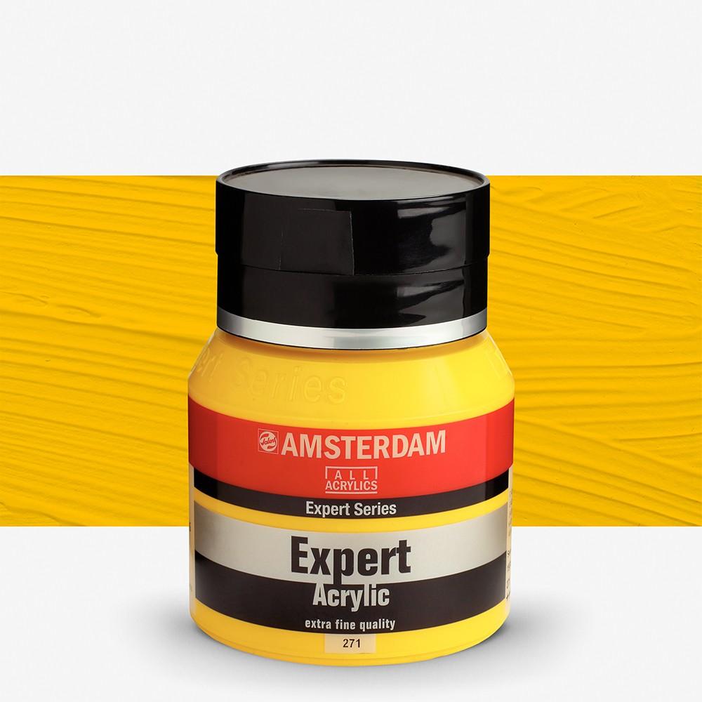 Talens : Amsterdam Expert 400ml S4 Cadmium Yellow Medium