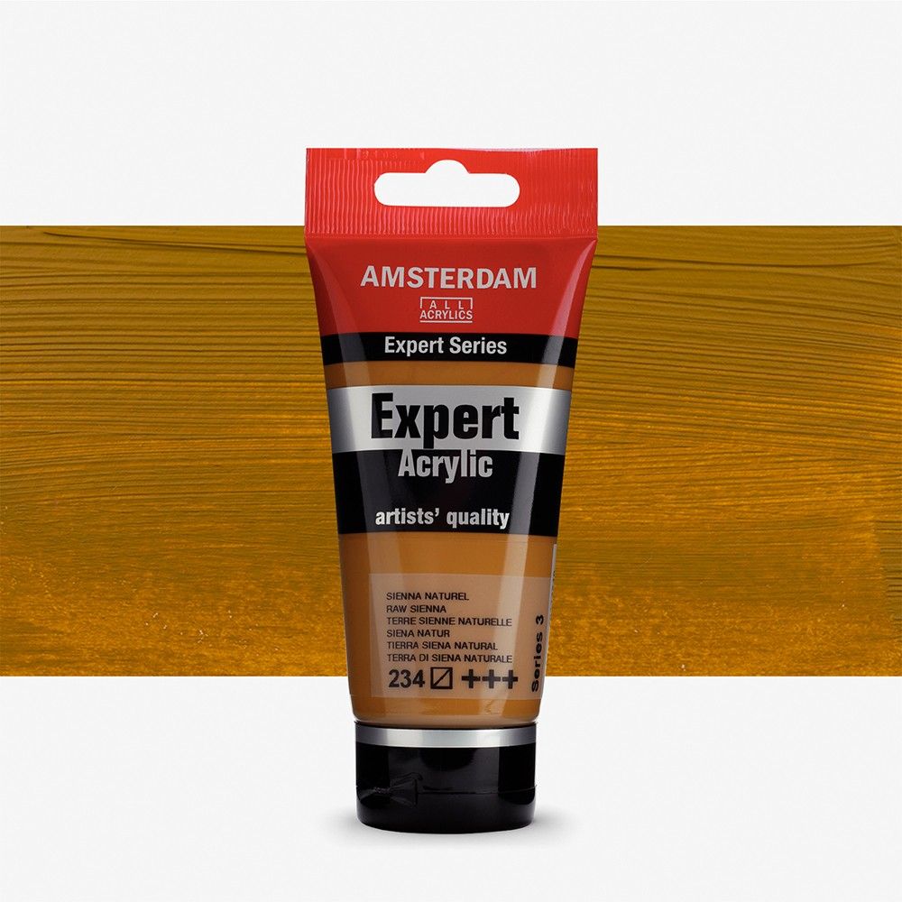 Talens : Amsterdam Expert Acrylic 75ml series 3 Raw Sienna