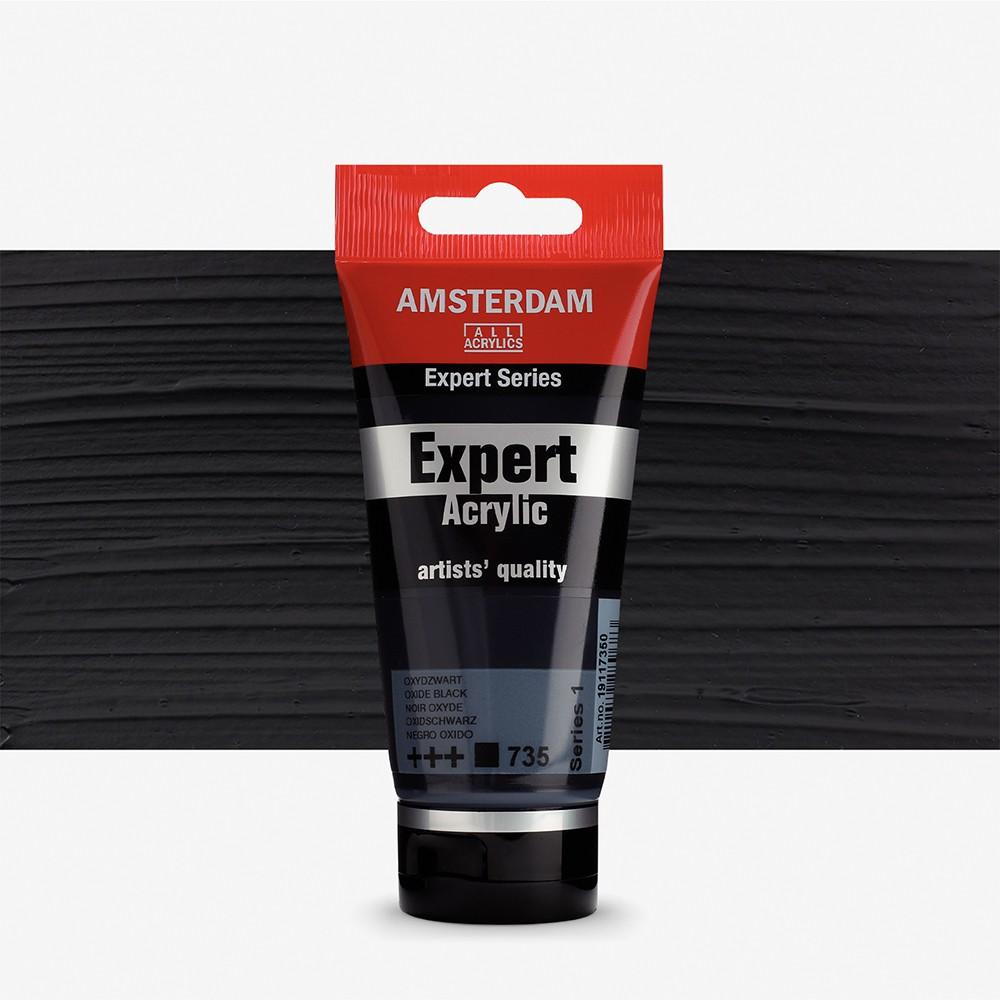 Talens : Amsterdam Expert Acrylic 75ml series 1 Oxide Black
