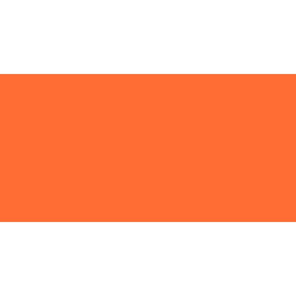 Magic Colour : Acrylic Ink : 28ml : Omega Orange