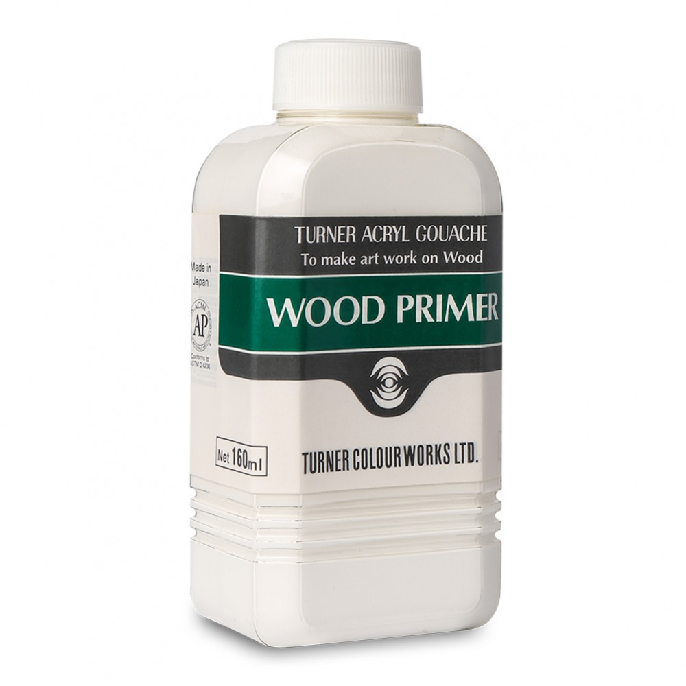 Turner : Wood Primer : 160ml