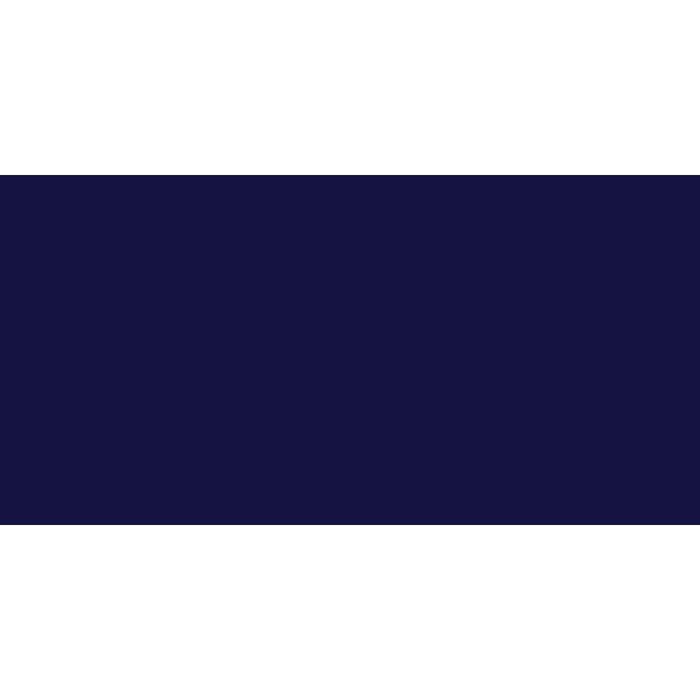 Turner : Acrylic Gouache Paint : Japanesque Texture : 20ml : Japanesque Black Blue 356
