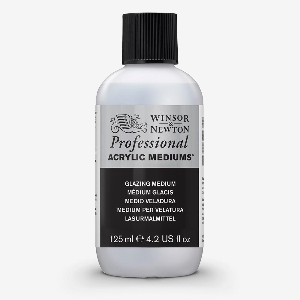 Winsor & Newton : Professional Acrylic : Glazing Medium : 125ml