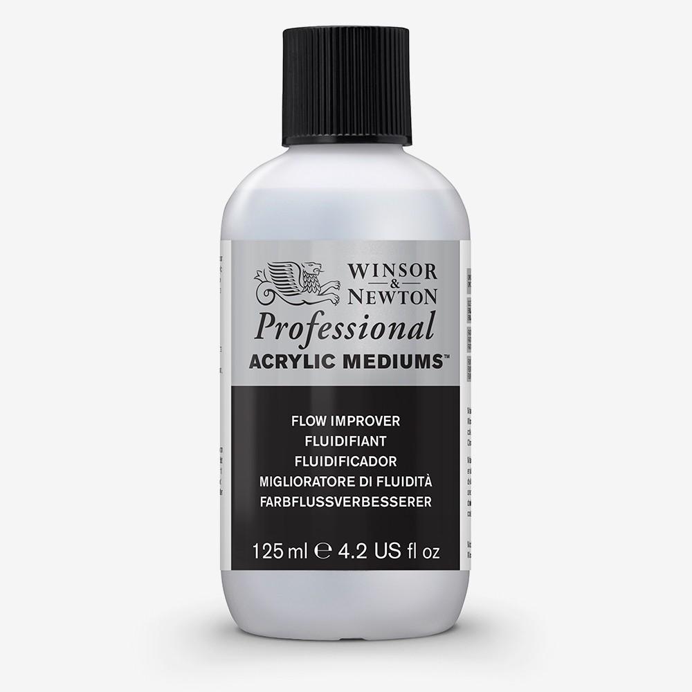 Winsor & Newton : Professional (Formally Artist) Acrylic : Flow Improver : 125ml