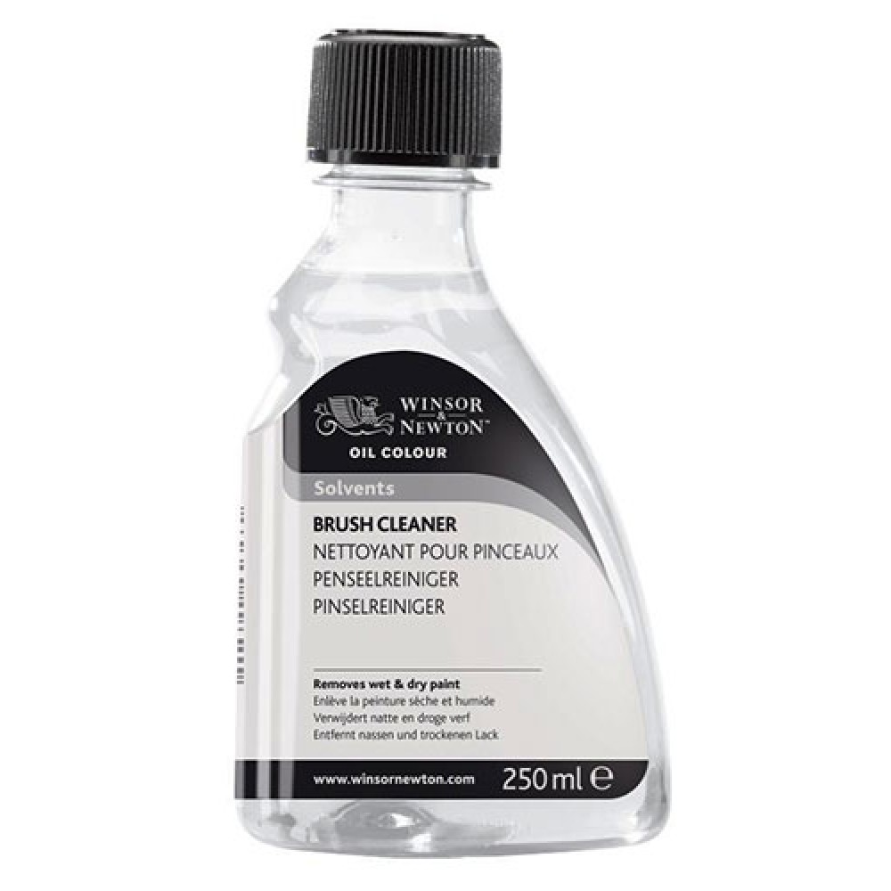 Winsor & Newton : Brush Cleaner : 250ml