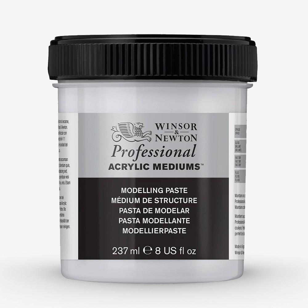 Winsor & Newton : Professional Acrylic : Modelling Paste : 237ml
