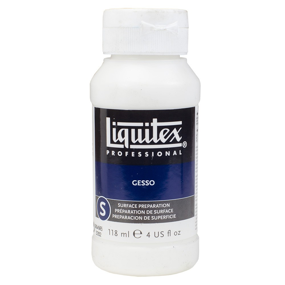 Liquitex : Professional : White Gesso : 118ml