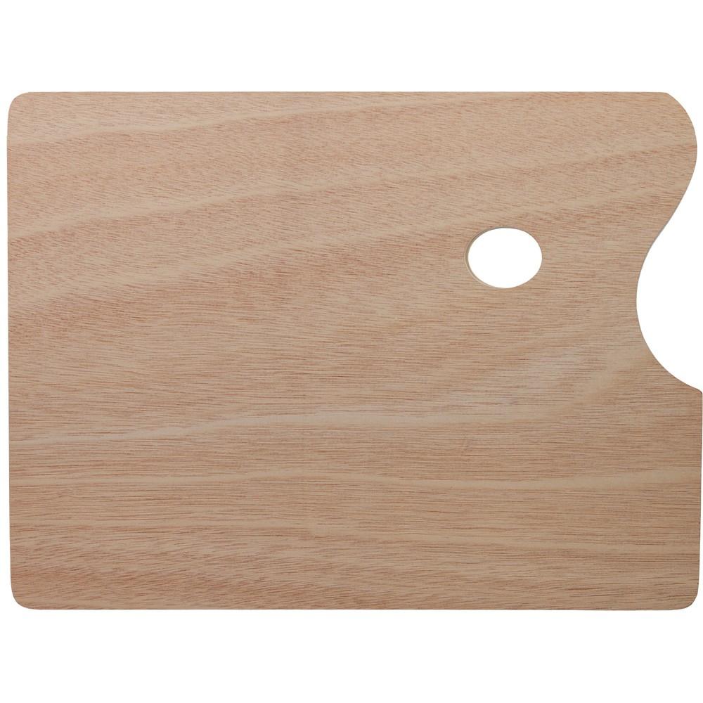 JAS : Wooden Palette : Rectangular : 30x40cm