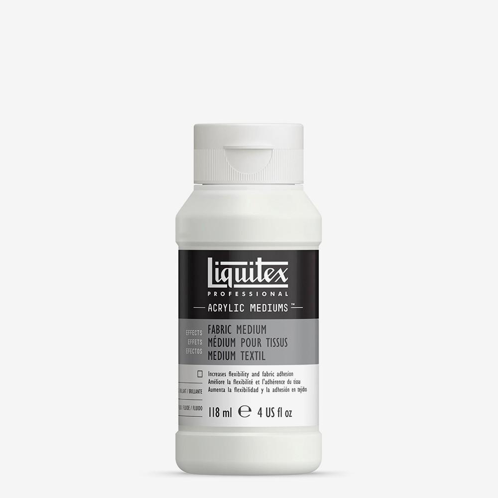 Liquitex : Professional : Fabric Medium : 118ml